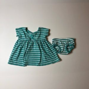 💚 Hanna Andersson Dress with Bloomers